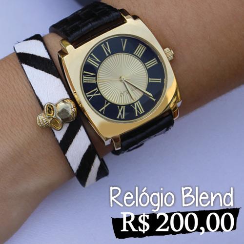 Relógio Blend